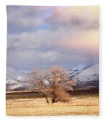 The Only Tree Fleece Blanket