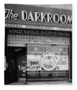 The Original Darkroom Fleece Blanket