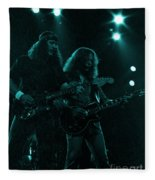The Outlaws - Hughie Thomasson And Billy Jones-1st Release Special Price Fleece Blanket