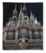 The Palace Fleece Blanket