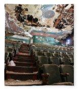 The Paramount Theater Fleece Blanket