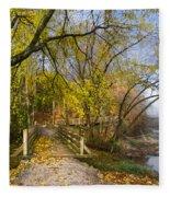The Park Fleece Blanket