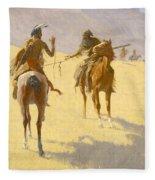The Parley Fleece Blanket