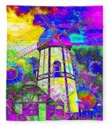 The Pastoral Dreamscape 20130730 Fleece Blanket