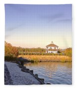 The Path That Leads To Home Fleece Blanket