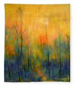 The Path To Forever Fleece Blanket