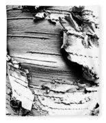 The Peeling Birch Fleece Blanket