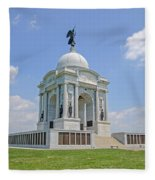 The Pennsylvania State Memorial Fleece Blanket