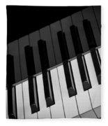 The Pianist Fleece Blanket