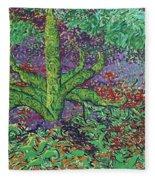 The Plant Fleece Blanket