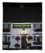 The Plough Inn Fleece Blanket