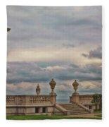 The Porch Fleece Blanket