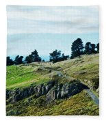 The Port Hills Fleece Blanket