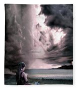 The Prayer Fleece Blanket