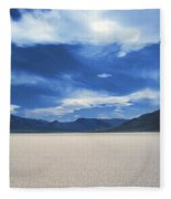 The Race Track Fleece Blanket