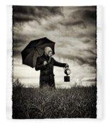 The Rainmaker Fleece Blanket