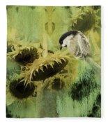The Reach Fleece Blanket
