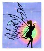 The Real Love Magic Fleece Blanket