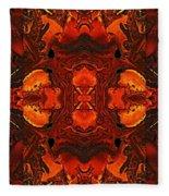 The Red Light Fleece Blanket