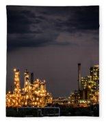The Refinery Fleece Blanket