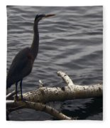 The River Master Fleece Blanket