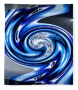 The River Styx Fleece Blanket