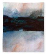 The River Tethys Part 1 Of Three Fleece Blanket