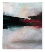 The River Tethys Part Two Of Three Fleece Blanket
