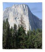 The Rock Chief Fleece Blanket