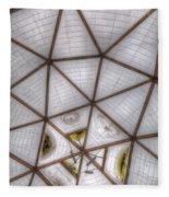 The Roof Fleece Blanket
