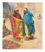 The Rug Merchant Fleece Blanket
