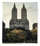 The San Remo Fleece Blanket