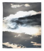 The Secret Sky Fleece Blanket