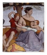 The Selling Of Joseph Fleece Blanket