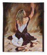 The Servant Princess Fleece Blanket