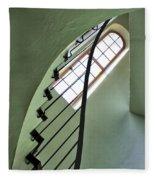 The Servants' Staircase Fleece Blanket