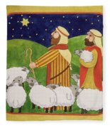 The Shepherds Fleece Blanket