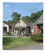 The Shoppes Fleece Blanket