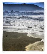 The Shore Fleece Blanket