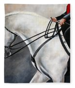 The Show Horse Stride Fleece Blanket