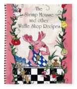 The Shrimp Moose And Other Waffle Shop Recipes Cookbook Calvary Church Memphis Tn Fleece Blanket