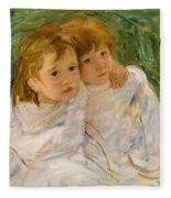 The Sisters Fleece Blanket