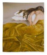 The Sleeping Beauty Fleece Blanket