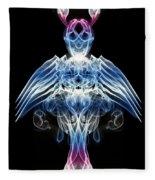 The Smoke Angel Fleece Blanket