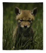 The Softer Side Of Nature Fleece Blanket