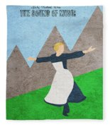 The Sound Of Music Fleece Blanket