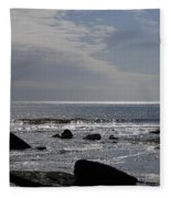 The Sparkling Sea Fleece Blanket