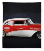 The Special 1957 Buick Fleece Blanket