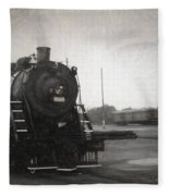 The Spencer Yard Fleece Blanket