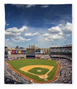 The Stadium Fleece Blanket